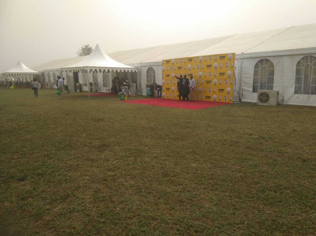 tents and event rentals in abuja
